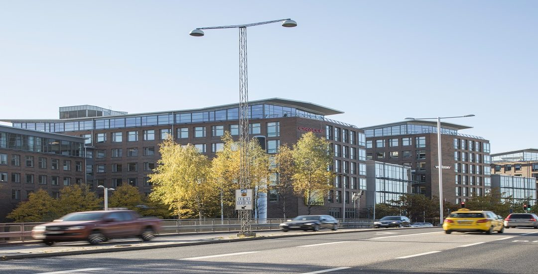 Areim leases out some 8,000 sqm in Solna Port