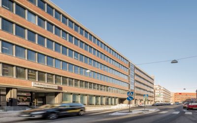 Areim acquires an office asset in Vallila