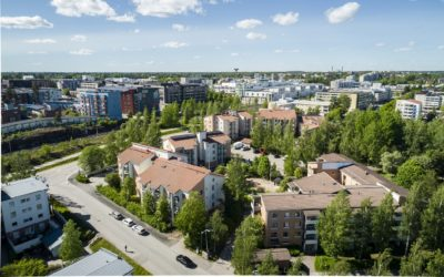 Areim acquires a residential portfolio of 900 rental apartments from Ilmarinen