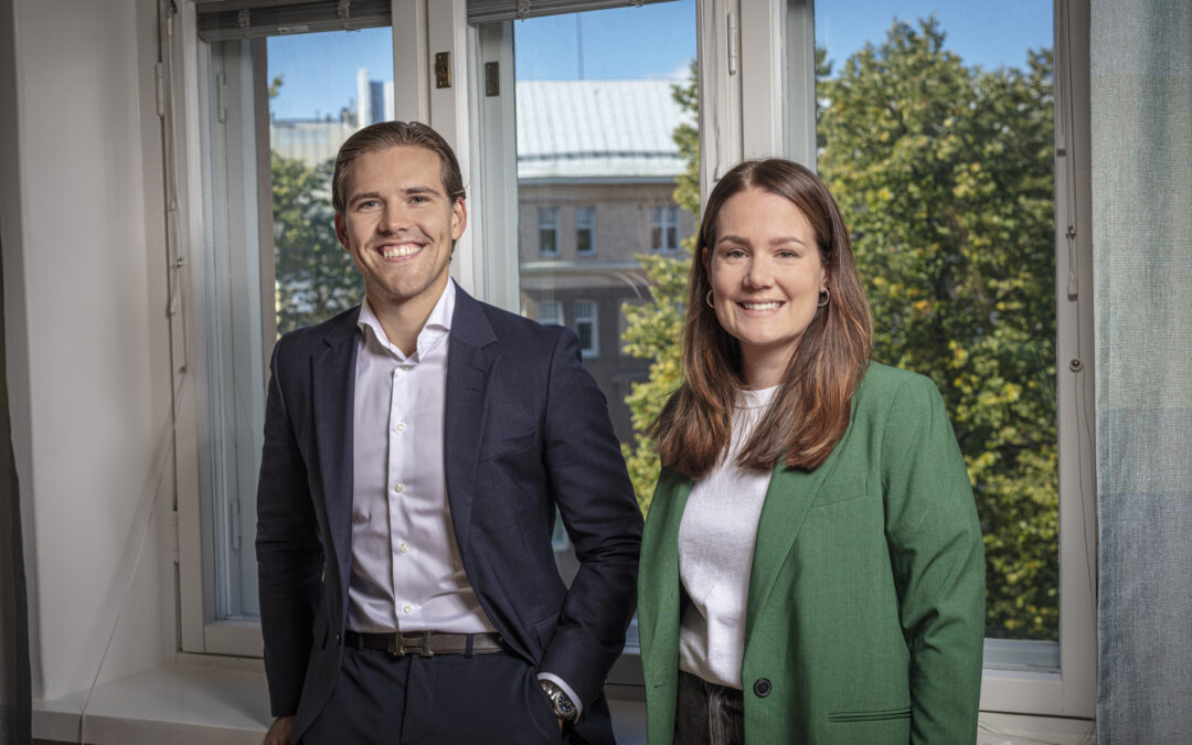 Areim reinforces in Finland with two recruitments